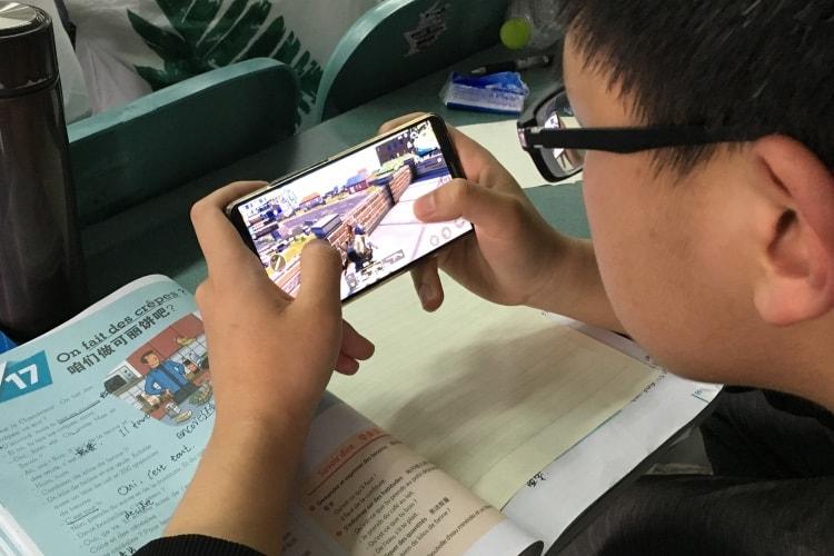 Chroniques numériques de Chine: Tencent's Battlegrounds, ou le règne des jeux mobiles