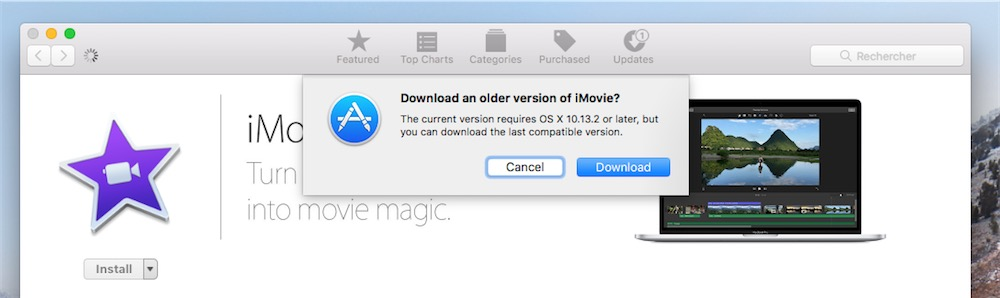 download imovie 10.1.7