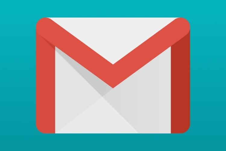 Le nouveau Gmail pour le web en fuite