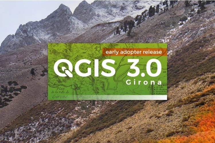 QGIS 3.0 est (très) légèrement plus facile à installer sur macOS