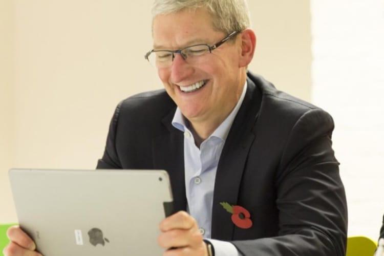 Tim Cook : la fusion de macOS et d'iOS n'est toujours pas d'actualité