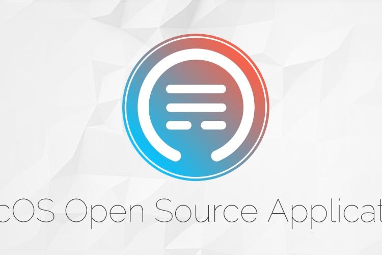Une (longue) liste d'apps open-source pour macOS