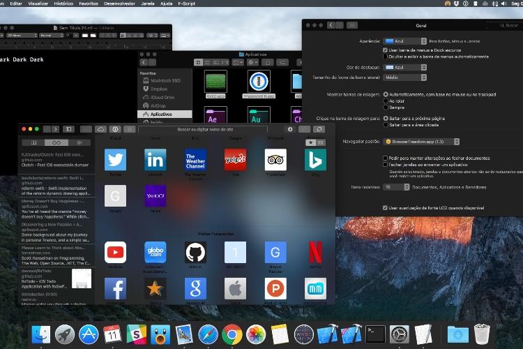 macOS 10.14 aura peut-être un mode sombre [Màj]