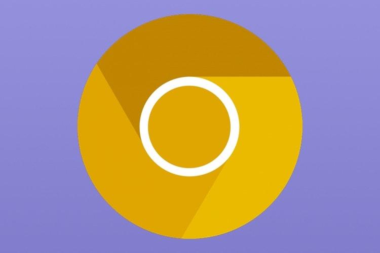 Chrome va arrondir ses angles