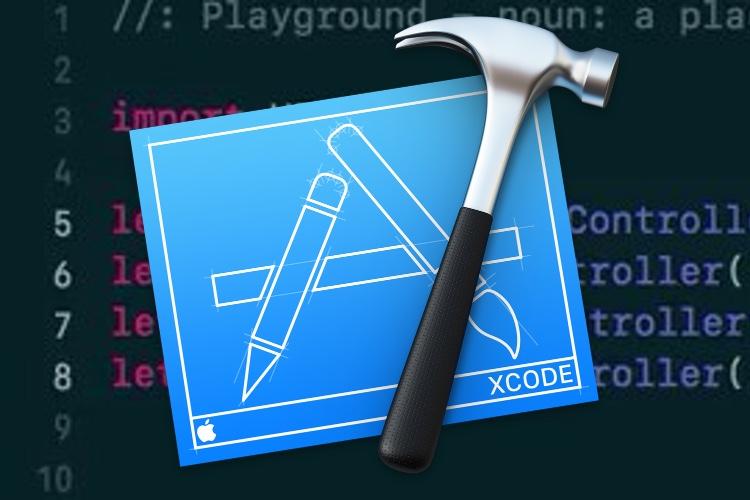 Xcode prépare un mode avec plusieurs curseurs en même temps