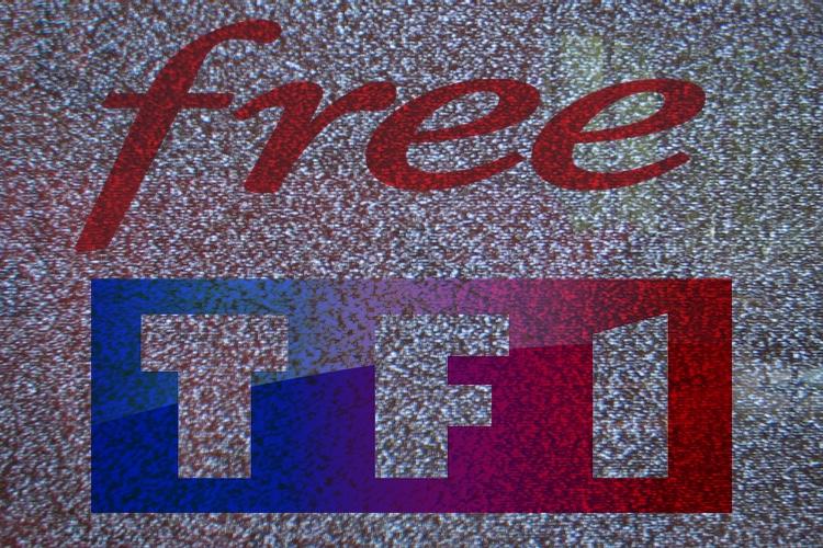 Free signe à son tour un accord avec TF1