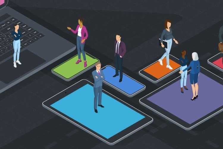 Les solutions Apple plébiscitées dans les entreprises qui donnent le choix du matériel