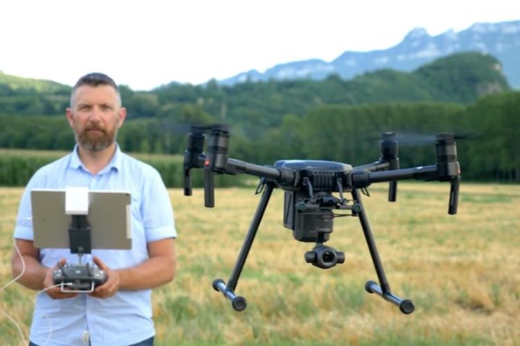 Apple va tester des drones en Caroline du Nord pour améliorerPlans