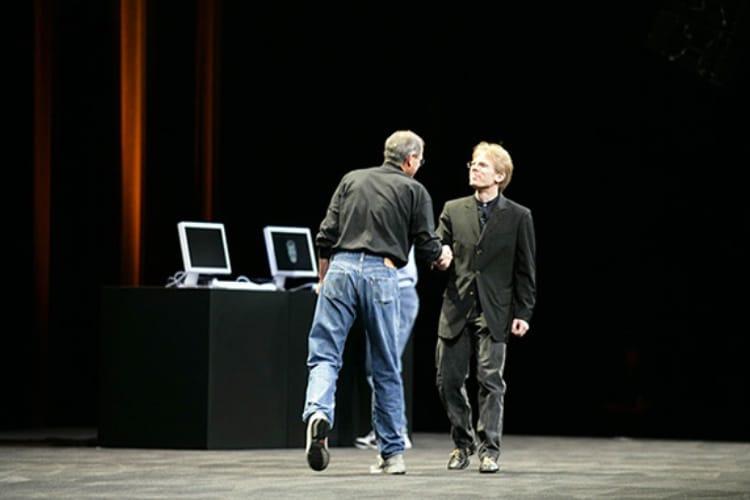 L'amitié difficile entre John Carmack, le créateur de Doom, et Steve Jobs