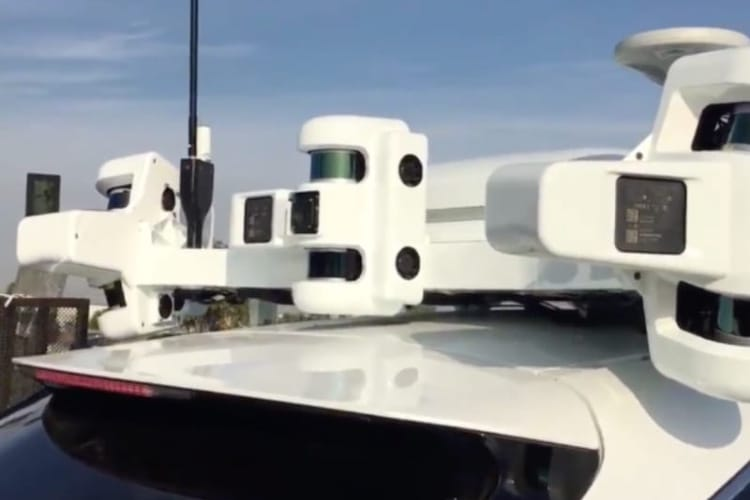 De plus en plus de voitures autonomes Apple sur les routes de Californie