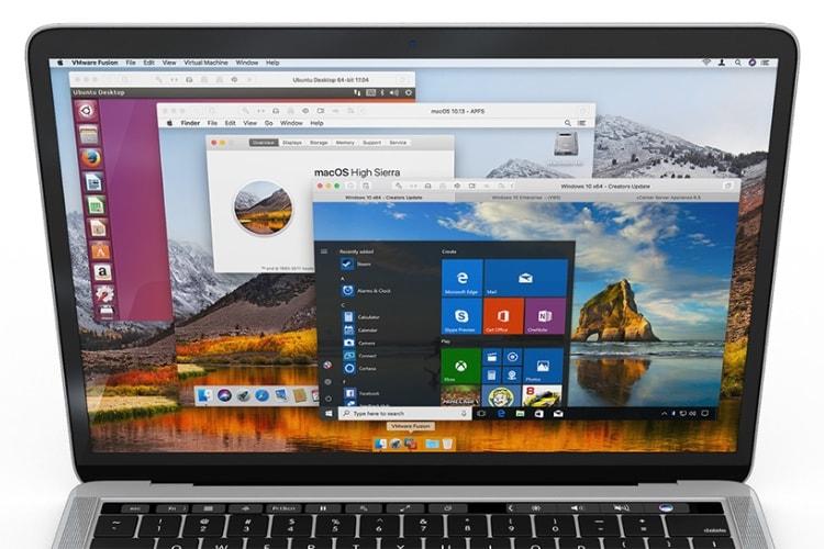 Promo: VMware Fusion 10 Pro à -25% (133€)