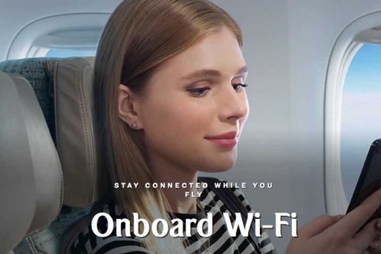 Du Wi-Fi par méga-octets dans les avions AirFrance