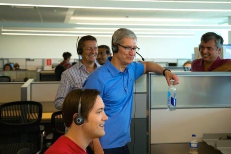 Apple à la recherche de place pour son nouveau campus