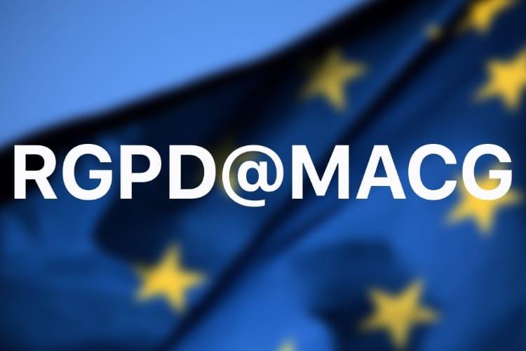 MacGeneration et le RGPD