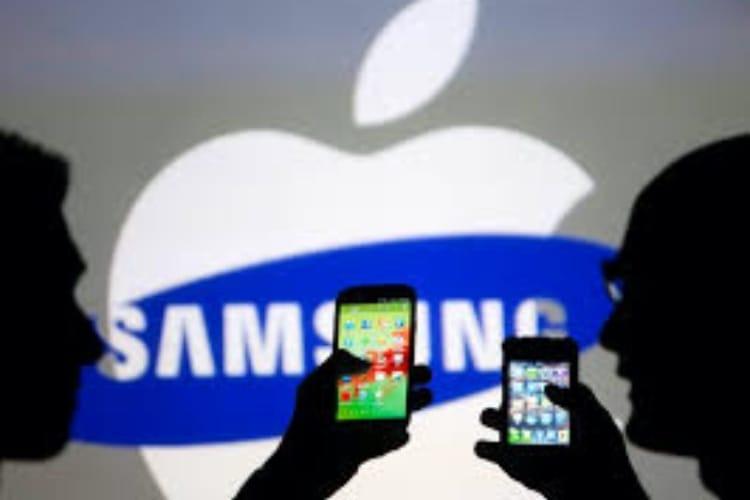 Samsung devra payer 539 millions de dollars à Apple pour avoir copié l'iPhone