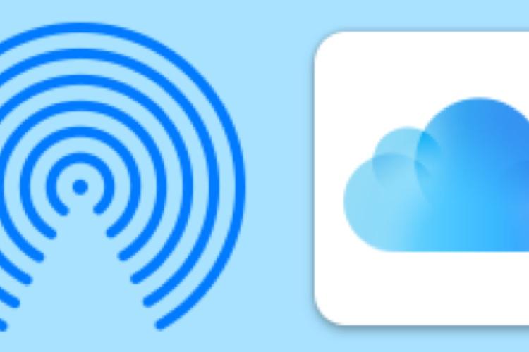 Astuce : comment mettre AirDrop et iCloud Drive dans le Dock de macOS