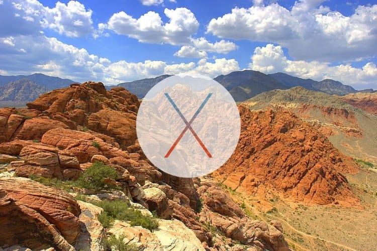 Le prochain macOS s'appellera-t-il Mojave, Sequoia, Sonoma ou Ventura ?