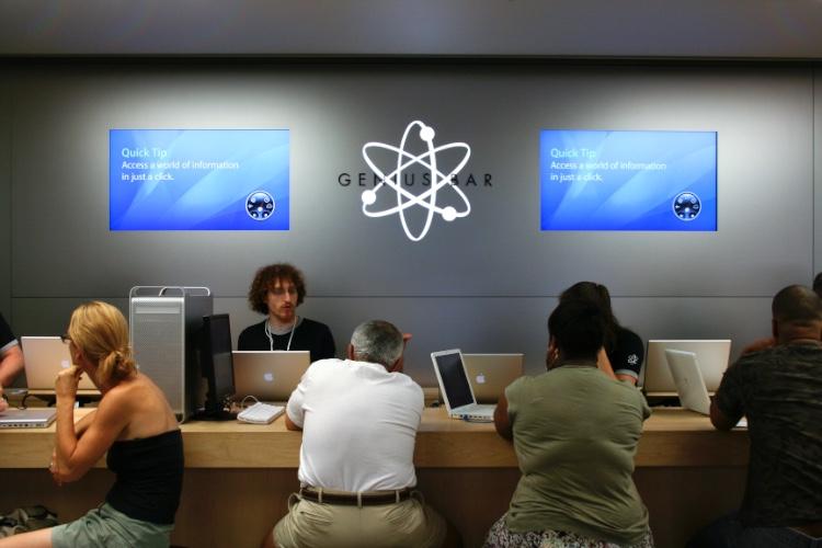 Le SAV en Apple Store est-il toujours à la hauteur de sa réputation?