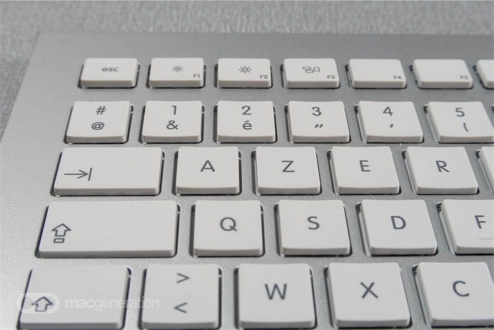 Test Du Clavier Cherry Strait 3 0 Pour Mac Macgeneration