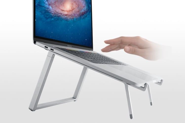 Chez Rain Design, trois nouveaux socles légers et fins pour MacBook et MacBook Pro