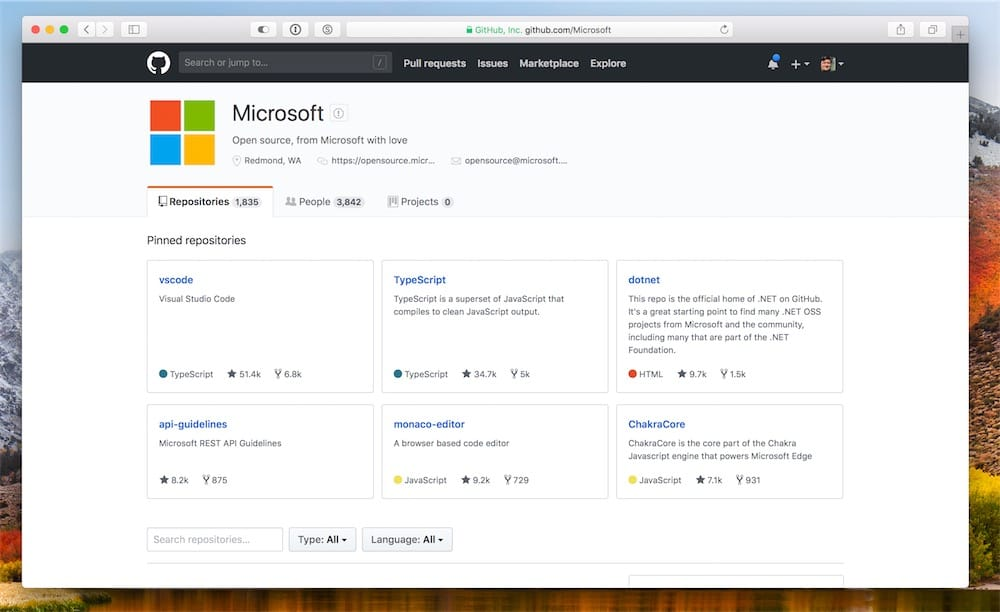 Microsoft confirme l'acquisition de GitHub pour 7,5 milliards