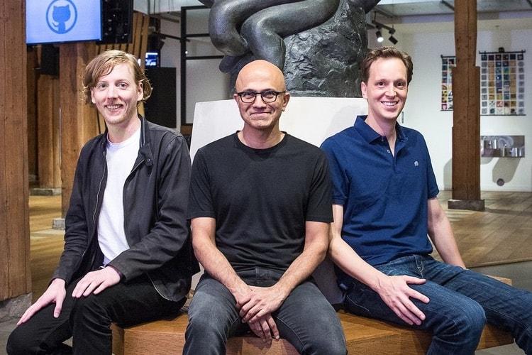 Microsoft confirme l'acquisition de GitHub pour 7,5 milliards de dollars