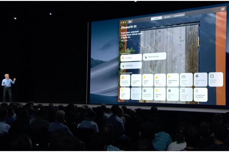 macOS Mojave : Maison, Bourse, Dictaphone et News arrivent sur Mac