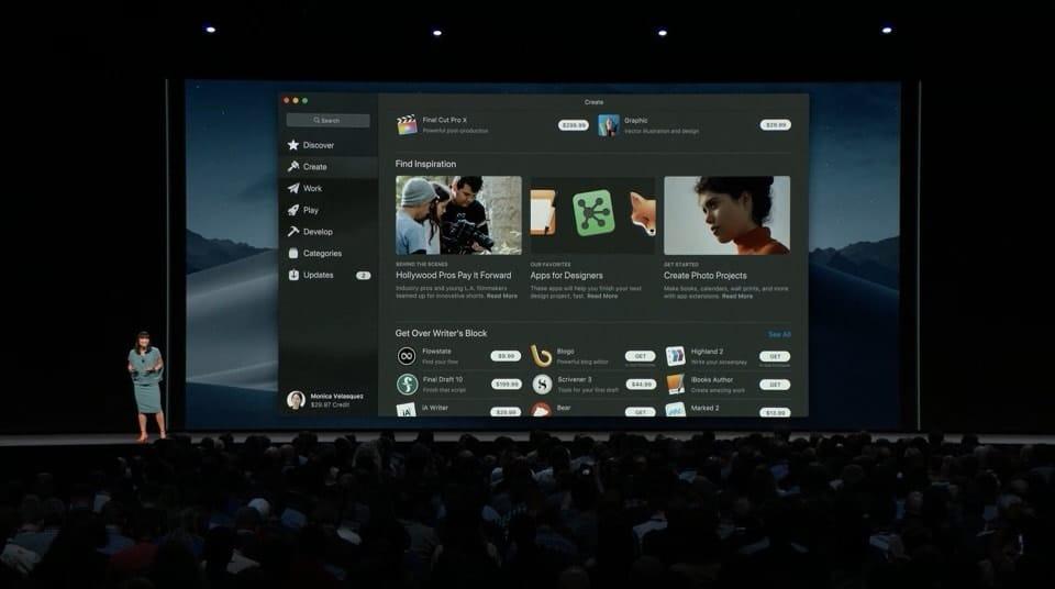 WWDC 2018 : ce qu'il faut retenir de macOS Mojave, iOS 12
