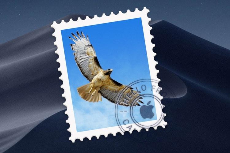 Les (toutes petites) nouveautés de Mail dans macOS Mojave