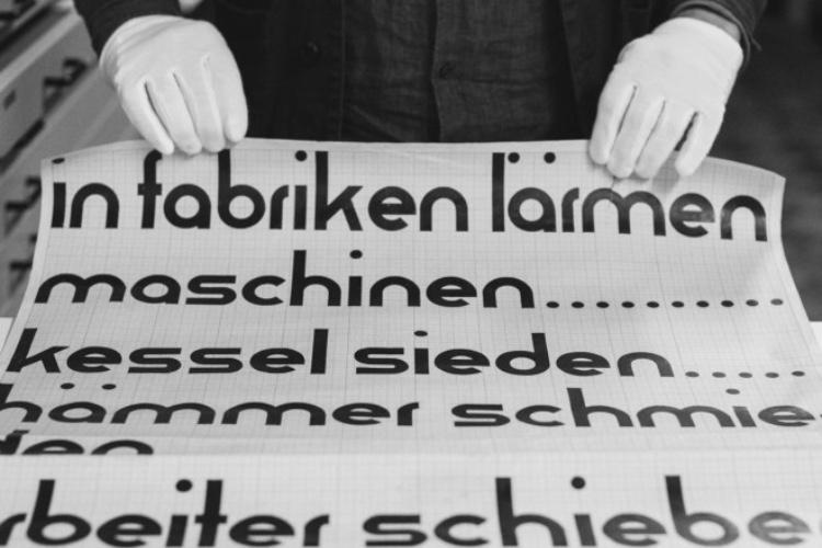 Adobe : 2 polices de l'école du Bauhaus offertes aux clients duCreativeCloud