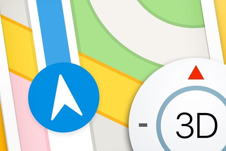 Avec MapKit JS, Apple s'attaque à Google Maps