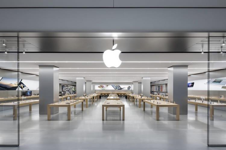 """Apple a revu la page """"Commandes"""" de sa boutique en ligne"""