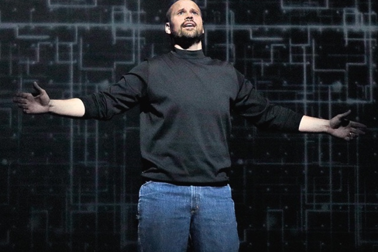 "L'opéra ""The (R)evolution of Steve Jobs"" est disponible en streaming"