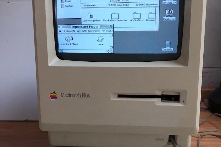 Pas d'obsolescence programmée pour le Macintosh Hard Disk 20