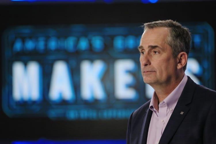 Intel : Brian Krzanich a démissionné de son poste de CEO