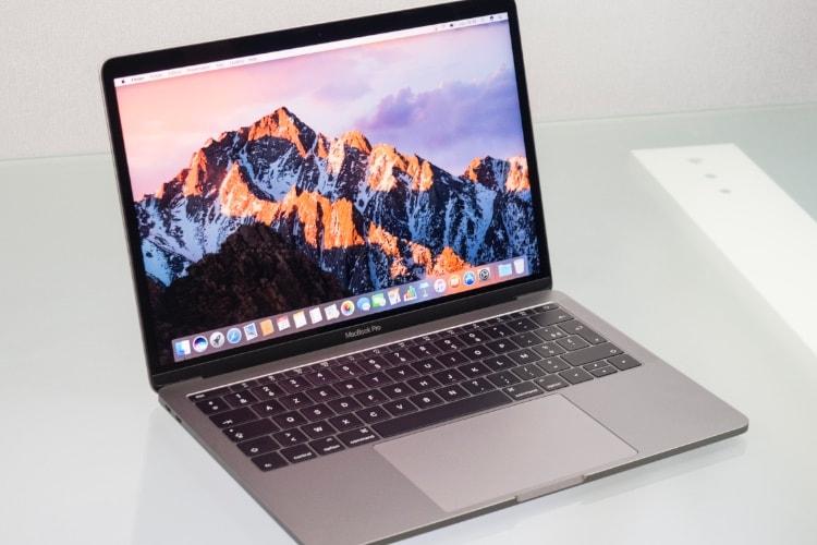 MacBook Pro2018: pas de nouvelles, bonne nouvelle?