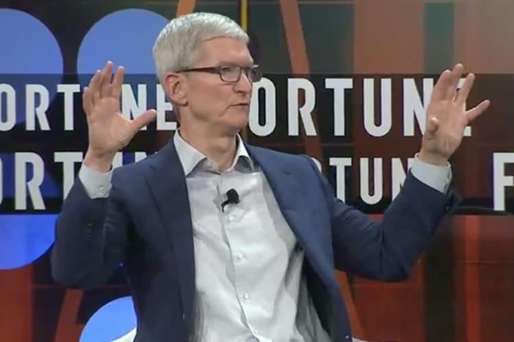 Immigration, environnement, diversité, politique : pour Tim Cook, Apple a raison de donner de la voix