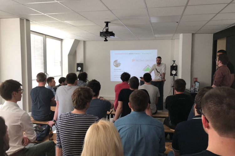 Conférence développeurs : CocoaHeads le 28 juin àLille
