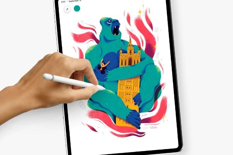 image en galerie : L'iPad Pro 2018 tel qu'Apple pourrait le présenter