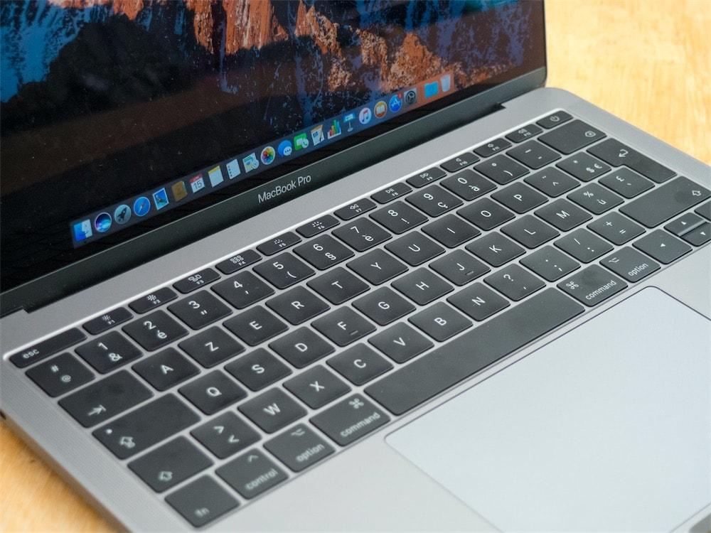 Apple lance un programme de réparation du clavier des