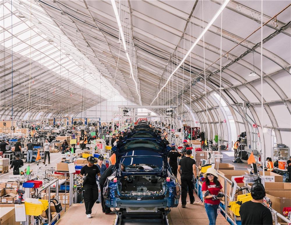 Tesla: départ du responsable de la production du Model 3