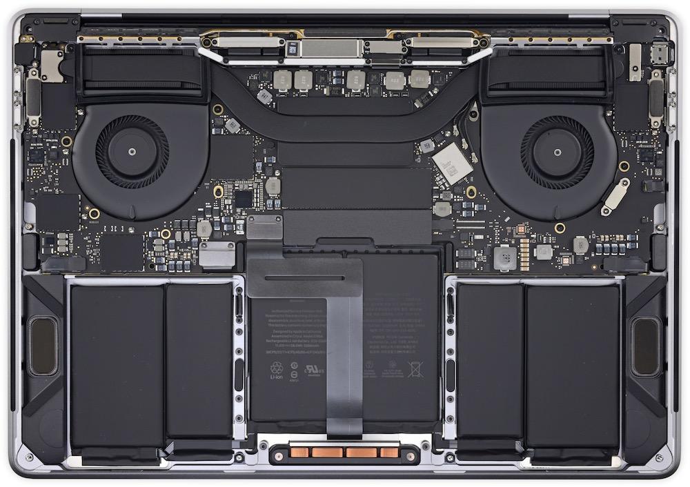 prix changement batterie macbook pro retina