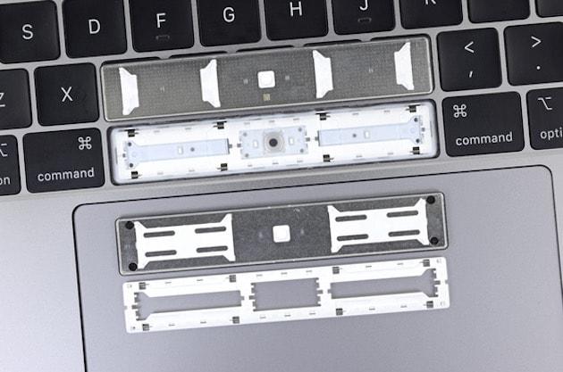 Des Problemes De Barre Espace Sur Des Macbook Pro 2018 Macgeneration