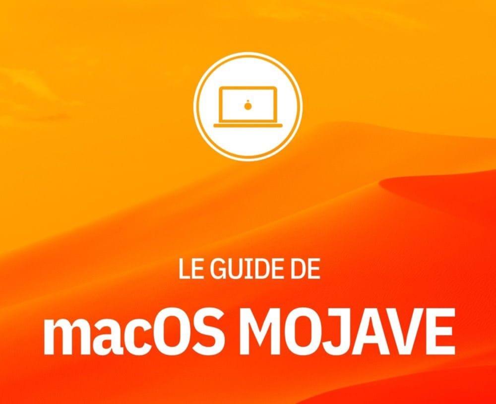 Cet Article Est Un Avant Got De Ce Que Vous Trouverez En Dtails Dans Notre Dernier Ouvrage Les Nouveauts MacOS Mojave Sur Plus 700 Pages