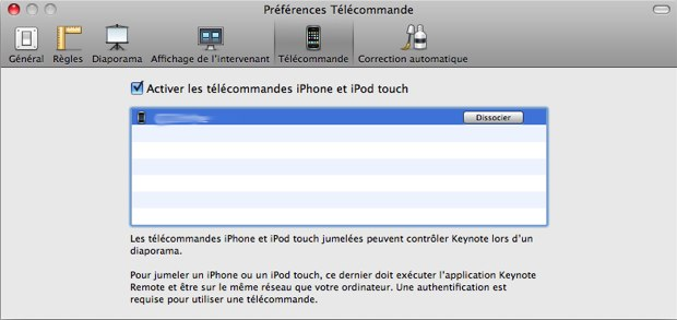 Keynote_activation_telecommande