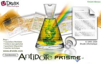 antidote prisme