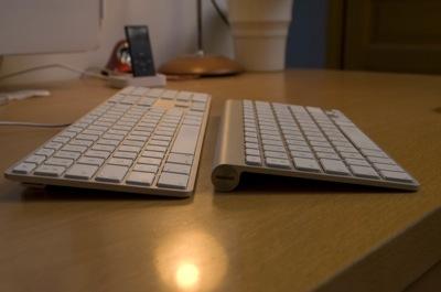 test du clavier sans fil d 39 apple macgeneration. Black Bedroom Furniture Sets. Home Design Ideas