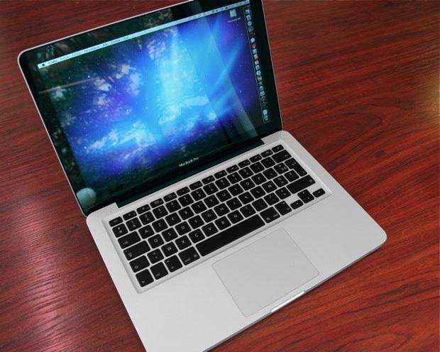 tests  test du macbook pro CA ghz
