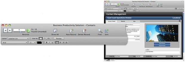 FileMakerPro10FileMaker