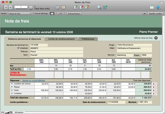 FileMaker Pro 10 revoit son interface | MacGeneration